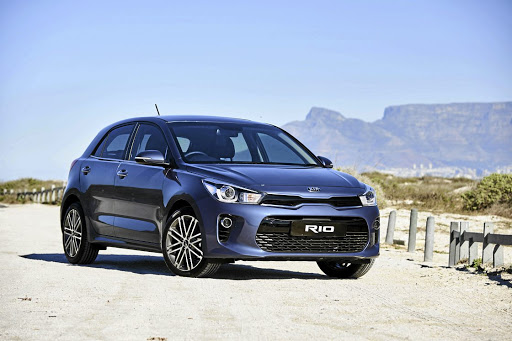 Kia has given its latest Rio a more mature look than the last generation.   Picture: MOTORPRESS
