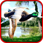 Sniper Duck Hunting Icon