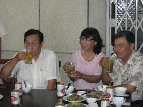 Photo: Khởi, Lan, Chi