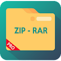 zip & rar extractor icon