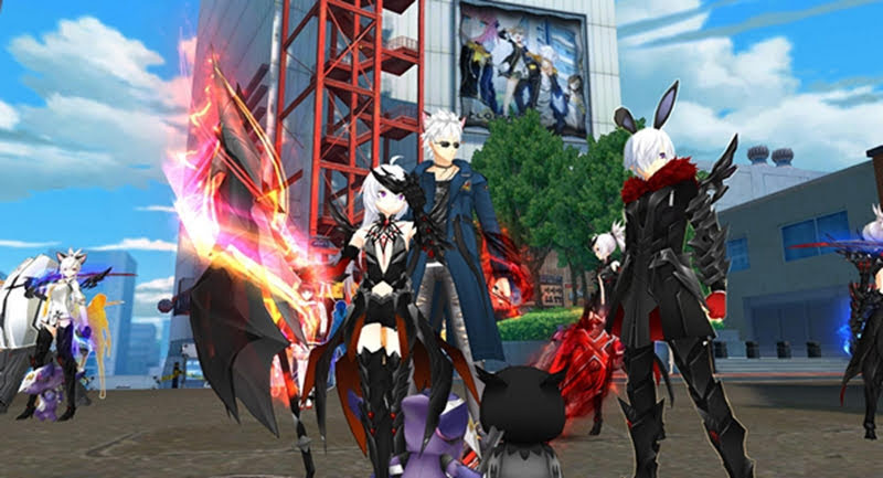 Closers Online Action RPG