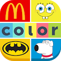 Colormania - Guess the Color - The Logo Quiz Game icon