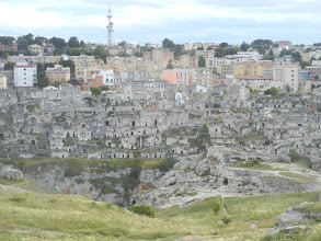 Photo: Another picture of the town of Matera. (Apologies again for so many repeats but the place is just beautiful and as you can see, the camera loves it.)