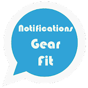 Notifications for Gear Fit  Icon