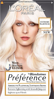 L'Oréal Paris Preference Hair Colour - Extreme Platinum