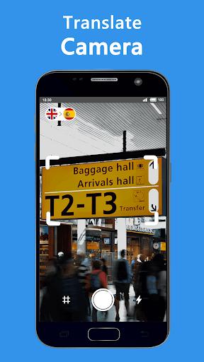 Screenshot for Translate Voice - Free Speak Translator in Hong Kong Play Store