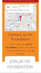 Jai Ho Foundation - náhled