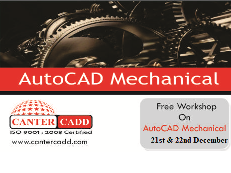🎓 CANTER CADD - AutoCAD/Staadpro/Revit MEP/Ansys/Proe