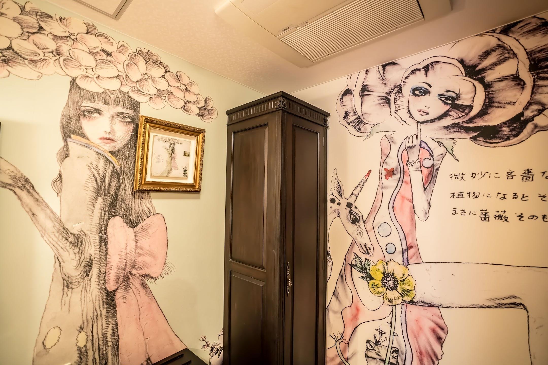 Dogo Art Yamanote Hotel4
