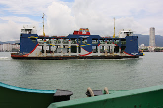 Photo: Year 2 Day 111 - Another Ferry
