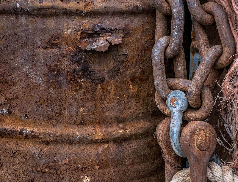Matallo portuale di Caterina Ottomano
