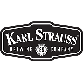 Logo of Karl Strauss Blank Space