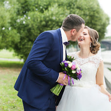 Wedding photographer Anna Stenina (annastenina86). Photo of 04.07.2017
