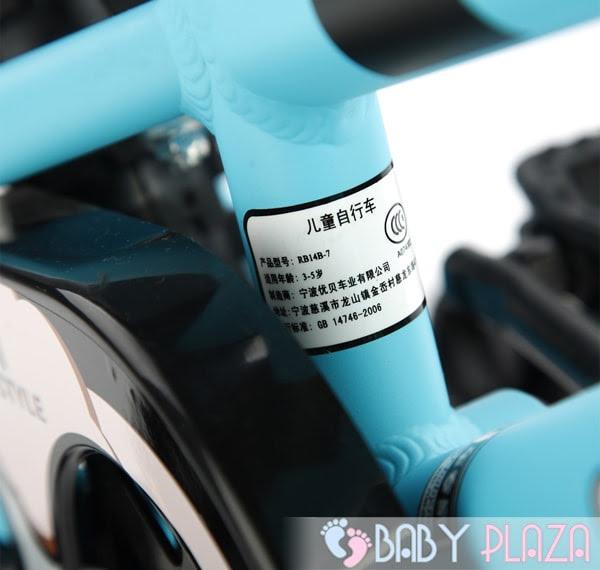 Xe đạp Royal Baby B-7 10
