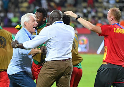 "Hugo Broos est ""le héros du Cameroun"""