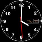 Date seconds Widget 1.31