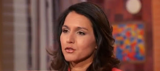 Democrat Tulsi Gabbard says media missed the point about Trump's policy on arming Syrian rebels