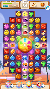 Jewel Match3 Game - náhled