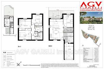 Maison 5 pièces 98,01 m2