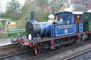 The Blue Bell Train