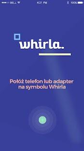 WHIRLA 1.0 - náhled