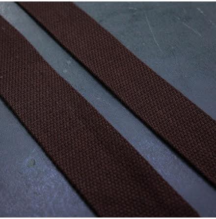 Väskband - brun