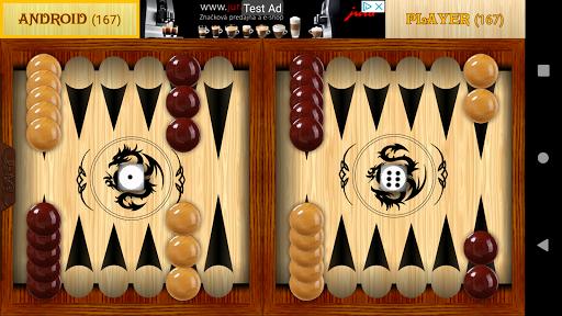 Code Triche Backgammon APK MOD screenshots 4