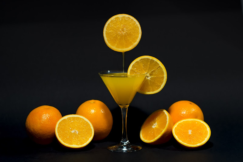 Orange drink di Giancarlo Lava