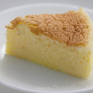 Japanese Cheesecake.