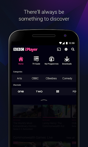 BBC iPlayer 4.60.0.1 screenshots 2