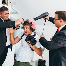 Hochzeitsfotograf Vladimir Propp (VladimirPropp). Foto vom 10.11.2016