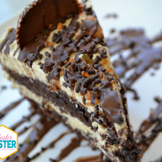 Reese's Layered Cake
