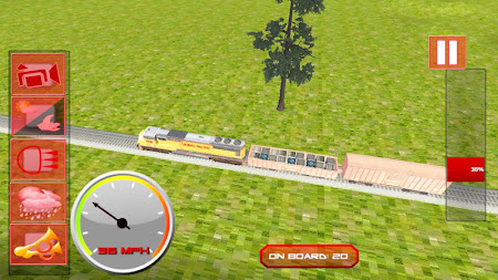 Extreme Train Simulator 1.1 screenshot 130824