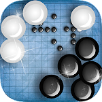 Strategy Board Game Renju