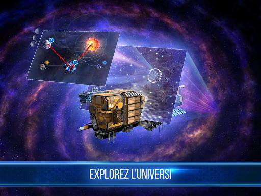 Stellar Age: MMO Strategy  captures d'u00e9cran 1