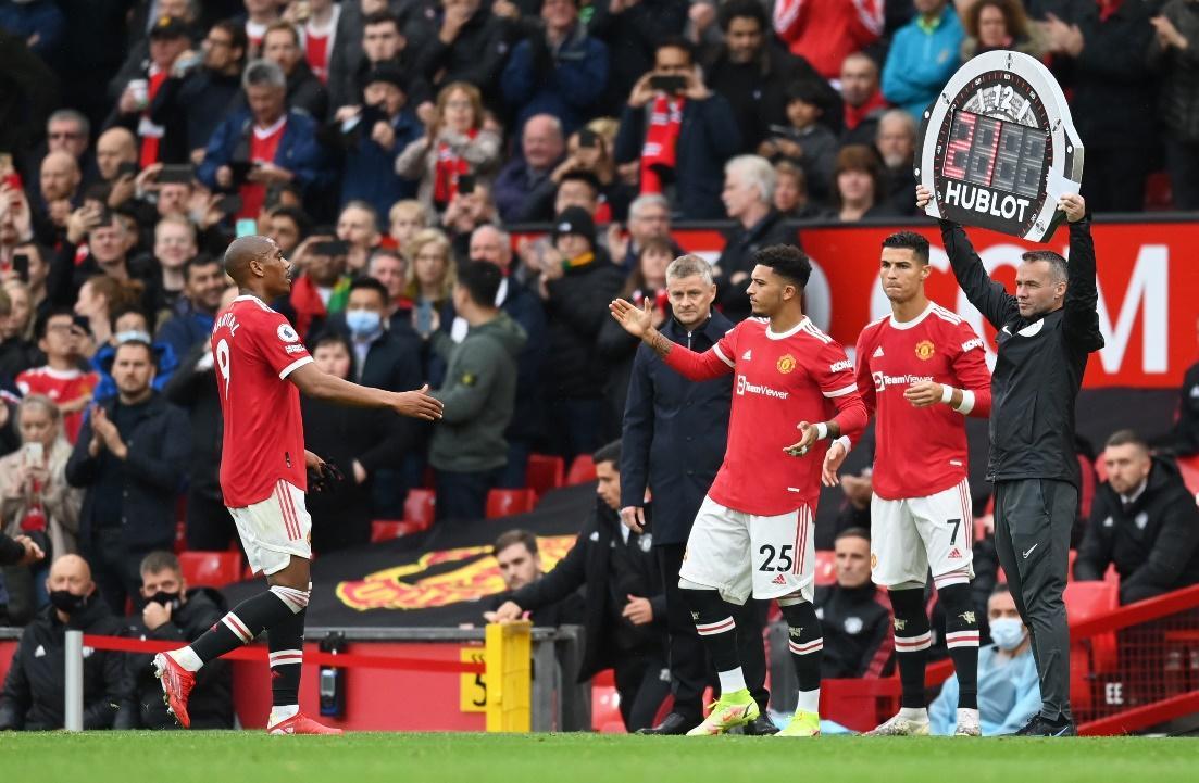 Man Utd đang chơi với bộ mặt hết sức chật vật