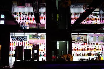 Aloft  雅樂軒酒店  WXYZ Bar