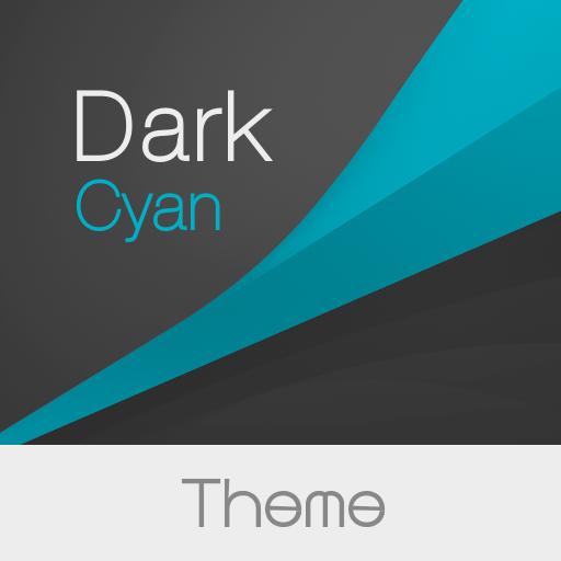Dark - Cyan Theme