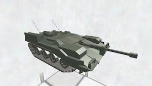 Strv.103B ディティールちょいアップ版
