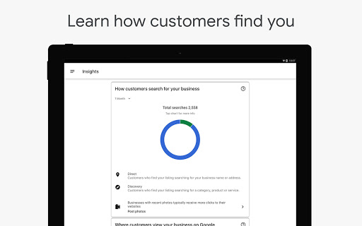 Google My Business - Connect with your Customers screenshot 10