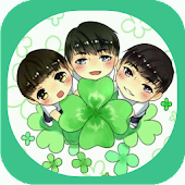 TFBoys HD Wallpaper Locker