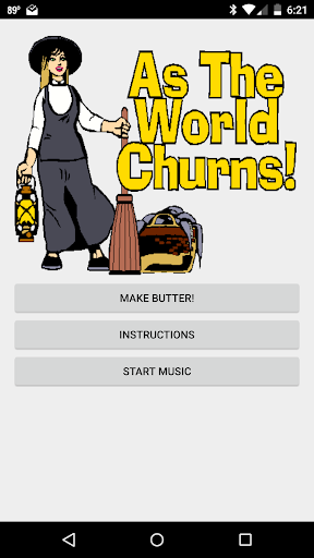 Amish Churn Burn