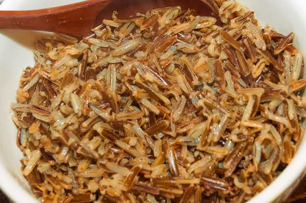 Cooking Under Pressure: Native Wild Rice Recipe