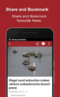 Download J&K News Service (Beta) For PC Windows and Mac apk screenshot 5
