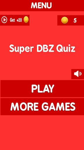 玩免費益智APP|下載Super DBZ Quiz app不用錢|硬是要APP