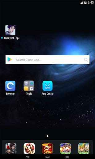 Chanyeol - Kpop Offline Music App Report on Mobile Action