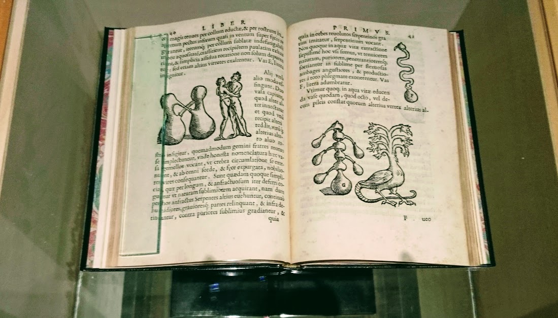 ジャン・バッティスタ・デッラ・ボルタ『蒸留法九書』ローマ、1608年