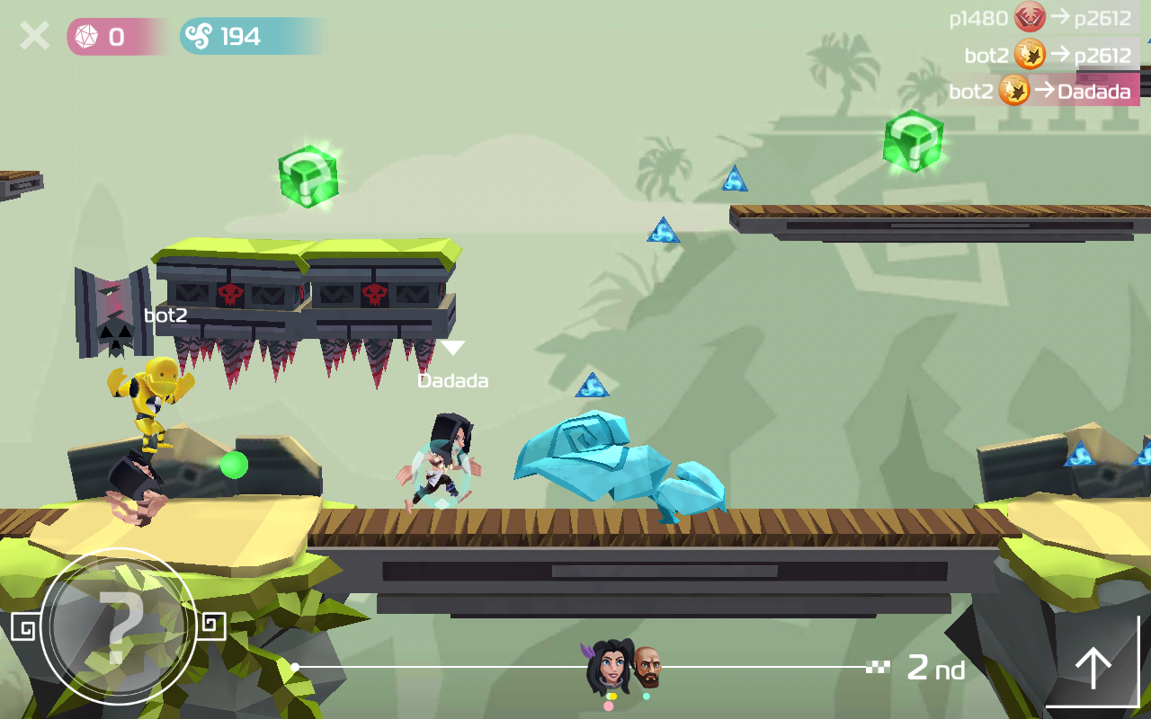 Spirit Run: Multiplayer Battle- screenshot