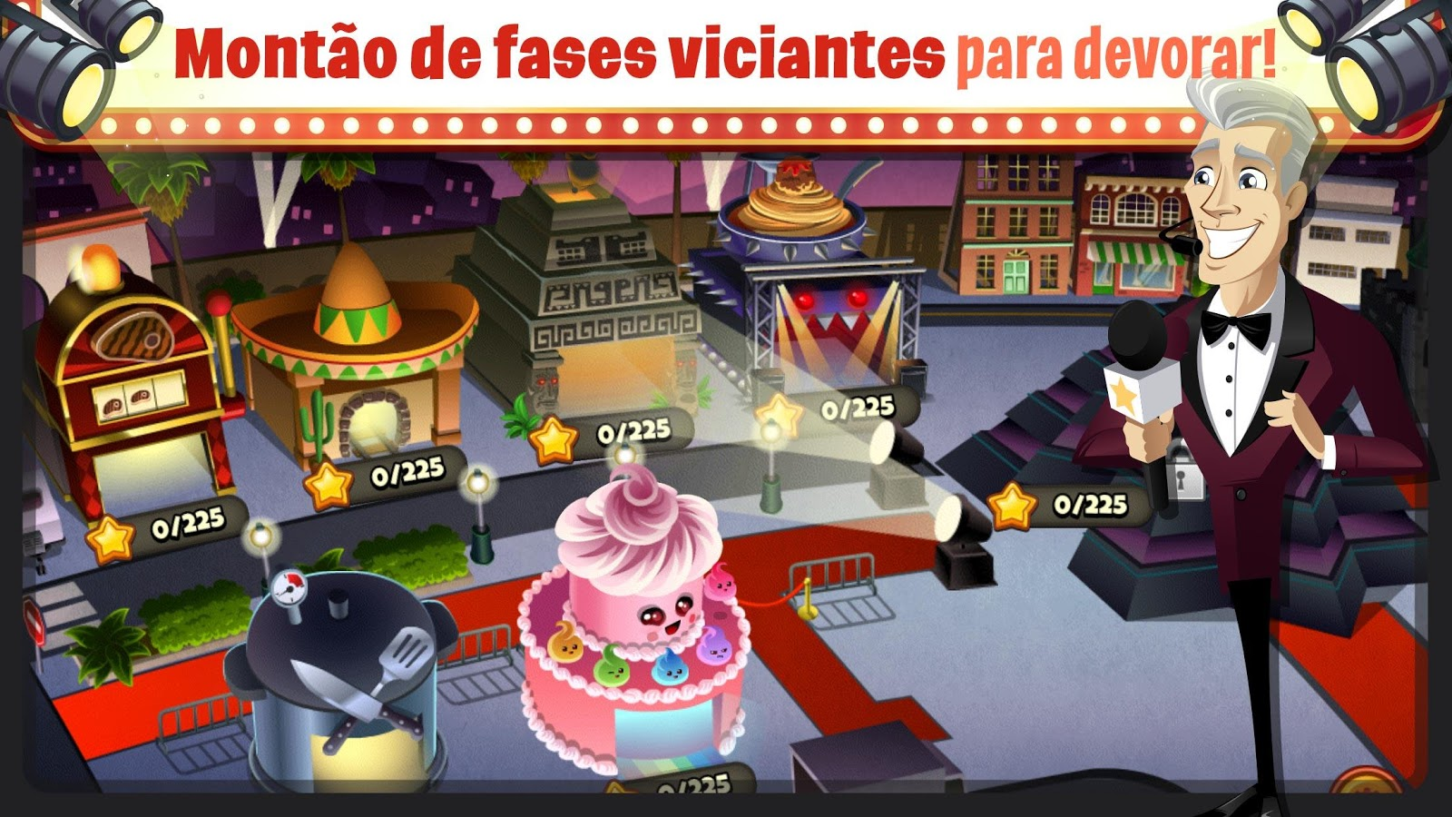COOKING DASH 2016: captura de tela