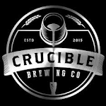Logo for Crucible Brewing Co